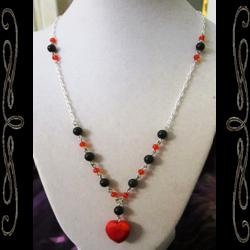Romantic Sunset Necklace