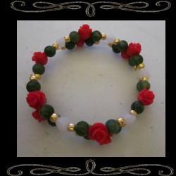 Rose Garden Bangle