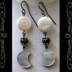 Moon Song Earrings