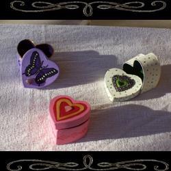 Charming Heart Box
