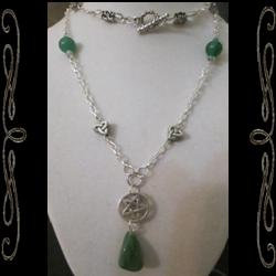Earth Witch Necklace