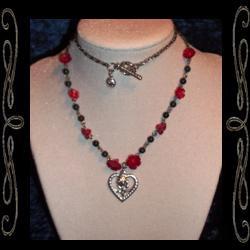 Victorian Garden Necklace