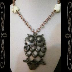Guardian of the Labyrinth Necklace