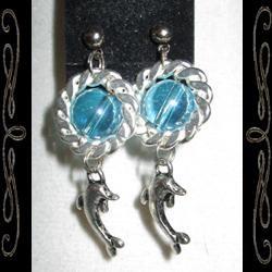 Spirit of the Sea Earrings