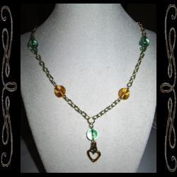 Fairy Heart Necklace