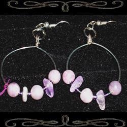 Healing Circle Earrings