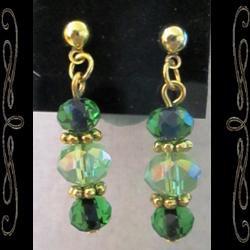 Regency Drop Earrings