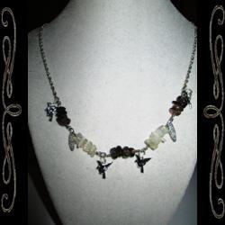 Moon Flight Necklace