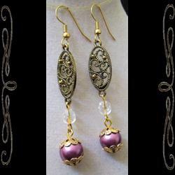 Imperial Gala Earrings