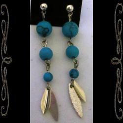 Cascade Earrings - Tribal
