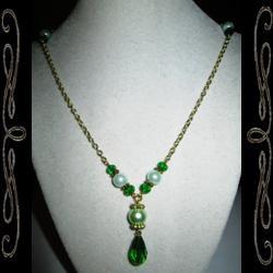 Regency Drop Necklace