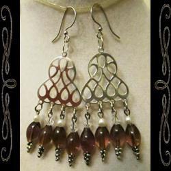 Speakeasy Earrings