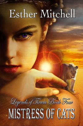 Mistress of Cats (Legends of Tirum, Book 4) Cover