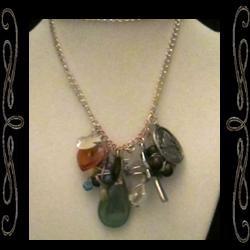 Medicine Charm Necklace