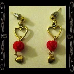 Heart of Romance Earrings