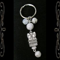 Into the Labyrinth Keychain