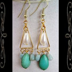 Victorian Charm Earrings