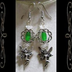 Fairy Circle Earrings