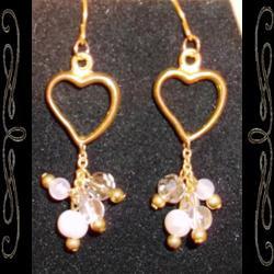 Heart of Elegance Earrings