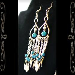 Visions of the Southwest Earrings