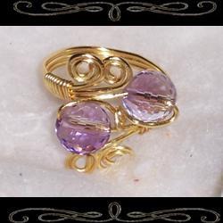 Mycean Treasure Ring