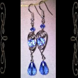 Celtic Maiden Earrings