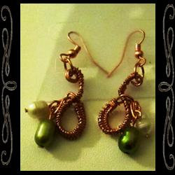Pearler's Daughter Earrings