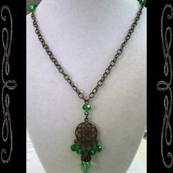 Persian Drop Necklace
