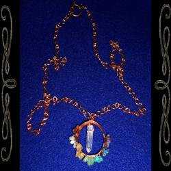 Chakra Chip Necklace