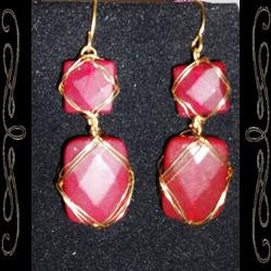 Lady Di Earrings