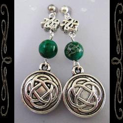 Celtic Vision Earrings