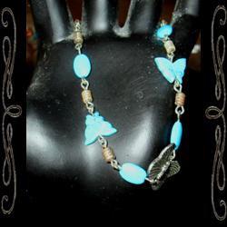 Southwest Faery Wings Bracelet