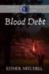 Blood Debt (Project Prometheus, Book 4) Cover