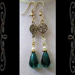 Imperial Elegance Earrings