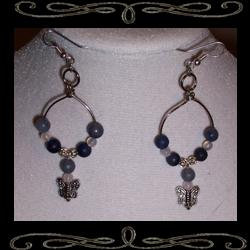 Cloud Dancer Earrings