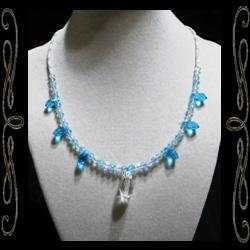 Winter's Tears Necklace
