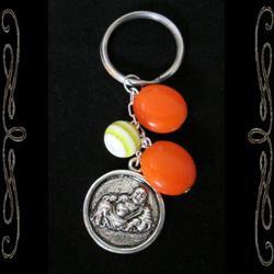 Buddha's Fortune Keychain