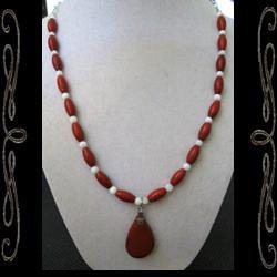 Earth & Sea Necklace