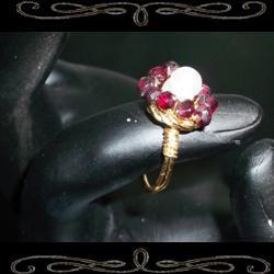 Pearl of Elegance Ring