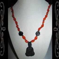 Sacred Meditation Necklace