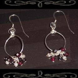 Grounded Elegance Earrings