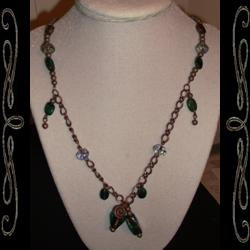 Faery Bard Necklace