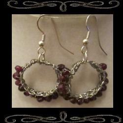 Faery Weaver Earrings