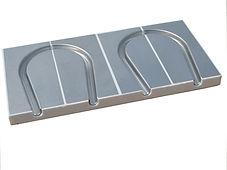 ideal eps 125 millmetre centre header panel