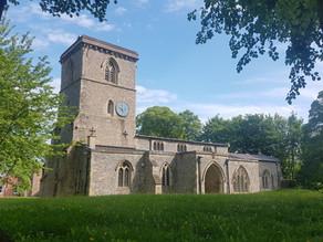 Holy Trinity Church Installation - Timelapse Footage