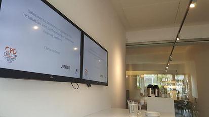 Jupiter Undefloor Heating CPD Seminar Screens