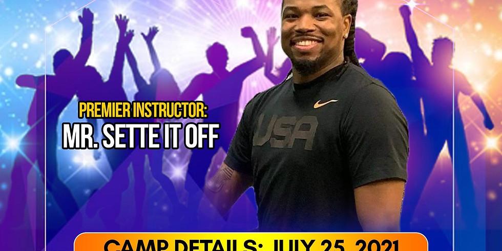 Oklahoma Majorette Dance Camp