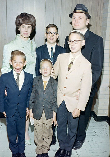 Moscowitz Family 1967
