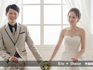 婚禮錄影/頂鮮101宴客/教堂儀式/助理雙機/Eric+Sharon