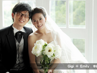 婚禮錄影/遠企維多利亞飯店宴客/訂結儀式/當週快剪/Gigi+Emily